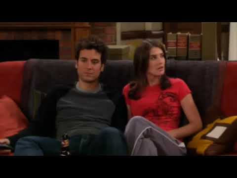HIMYM 3X18 Everyone's Flaws