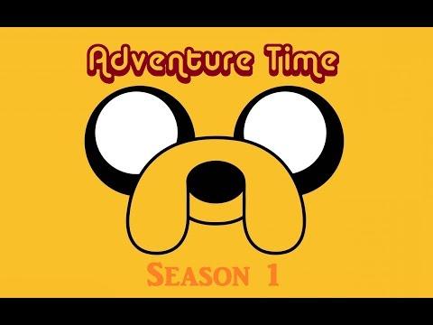 Adventure Time season 1 trailer