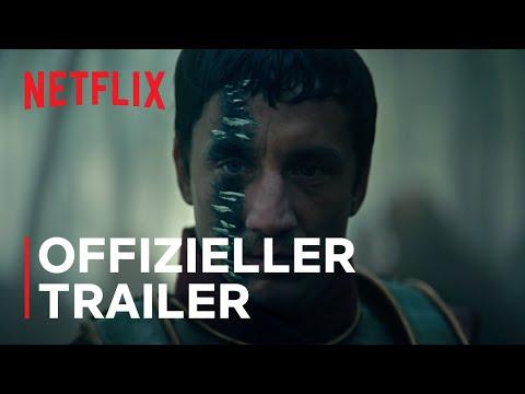 Barbaren | Offizieller Trailer | Netflix