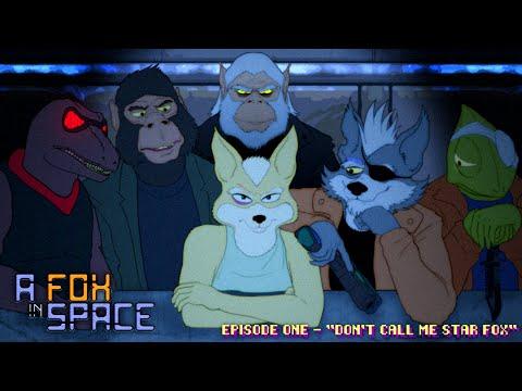 """A Fox in Space - S01E01 - """"Don't Call Me Star Fox"""" [1080p]"""