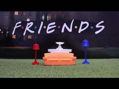 Friends Funko Opening