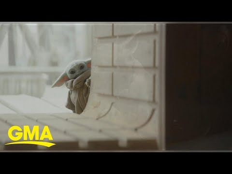Jon Favreau talks about the season 2 finale of 'The Mandalorian' l GMA