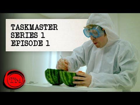 Taskmaster - Series 1, Episode 1 'Melon buffet'