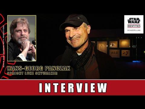 Star Wars Identities - Interview I Hans-Georg Panczak I Luke Skywalker