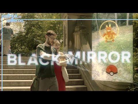 Black Mirror: Pokémon Go