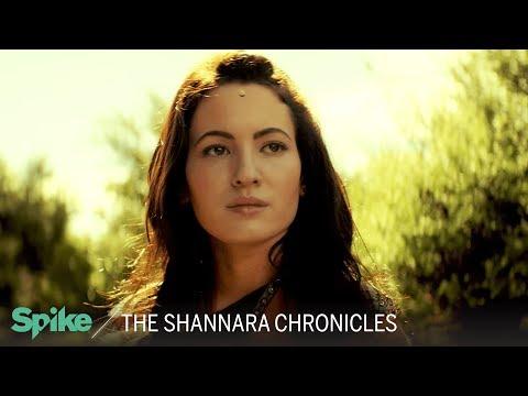 Meet Eretria (Ivana Baquero)   The Shannara Chronicles: Now on Spike TV