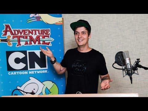 LeFloid über seine Synchronsprecherrolle in Adventure Time