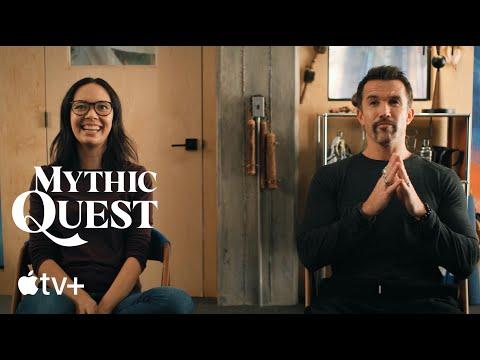 Mythic Quest — Season 2 Official Teaser   Apple TV+