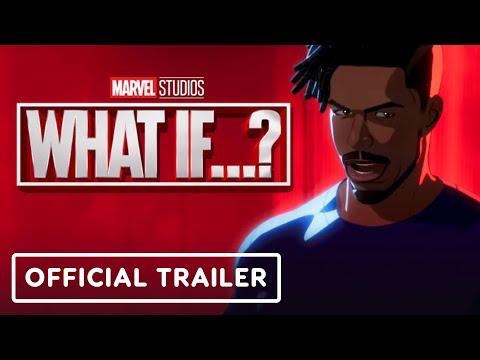 Marvel Studios' What If…? - Official Teaser Trailer