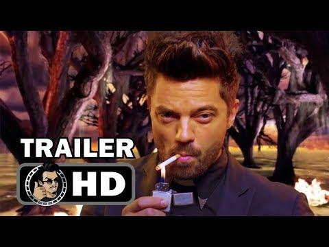 "PREACHER Season 3 Official Teaser Trailer ""Angelville"" (HD) Dominic Cooper AMC Series"