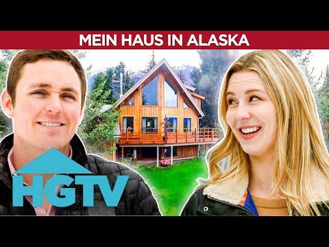 Zwei Texaner im Schnee   Mein Haus in Alaska   HGTV Deutschland