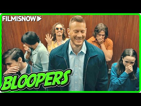 THE UMBRELLA ACADEMY Season 2   Bloopers & Gag Reel