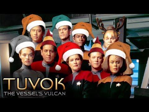 """""""Tuvok, the Vessel's Vulcan"""""""