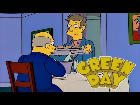 Steamed Hams but it's Basket Case by Green Day