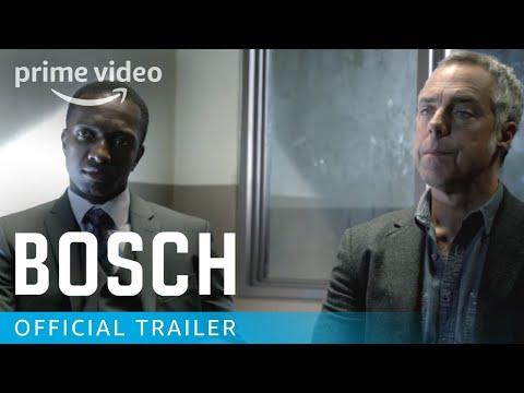 Bosch - Season 1 Official Trailer   Prime Video