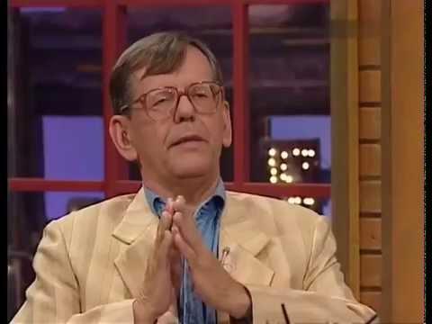 Herbert Feuerstein in der Harald Schmidt Show (03.09.1997)