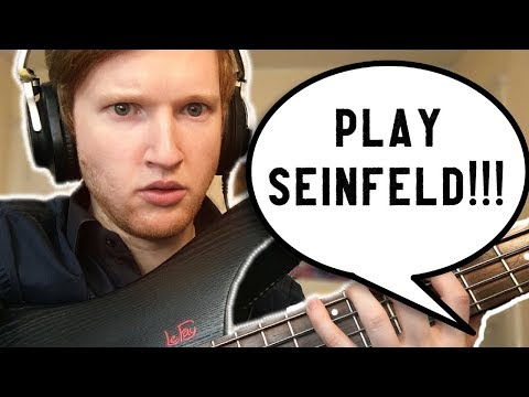 When You Request SEINFELD From A PRO Bassist