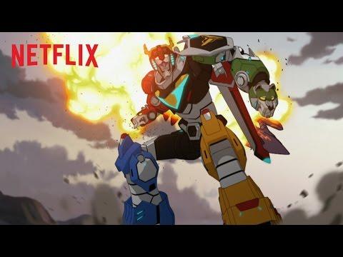 Voltron: Legendärer Verteidiger – Offizieller Trailer– Netflix