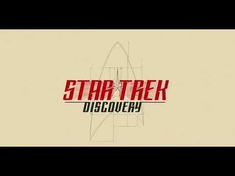 Star Trek Discovery Opening Sequence (Without Titles)