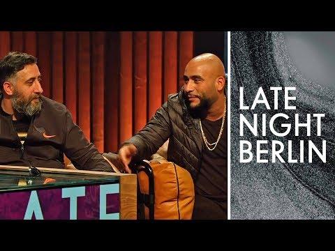 Veysel & Kida Khodr Ramadan plaudern über 4 Blocks | TEIL 1 | Late Night Berlin | ProSieben