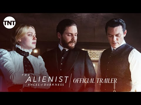 The Alienist: Angel of Darkness – The Hunt Continues | Official Trailer | TNT