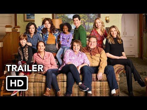 Roseanne (ABC) Official Trailer HD - Roseanne Season 10 Trailer