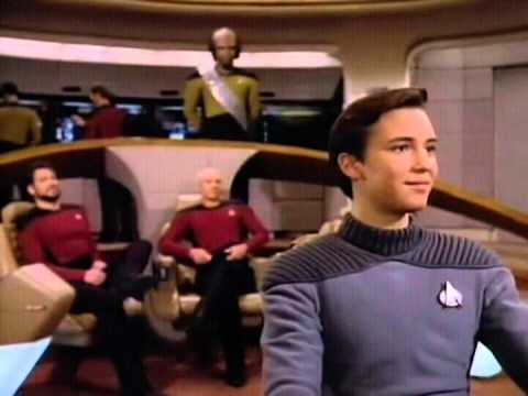 Ode To The Picard Maneuver (With Data)