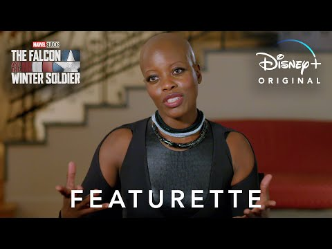 Marvel Studios' The Falcon and the Winter Soldier - Featurette: Die Wakandanerinnen I Disney+