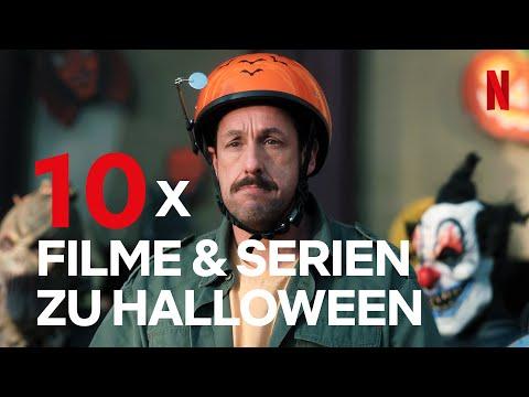 Die 10 besten Filme & Serien zu Halloween   Netflix