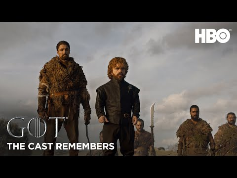The Cast Remembers: Peter Dinklage on Playing Tyrion Lannister   Game of Thrones: Season 8 (HBO)