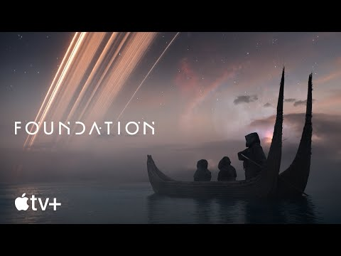 Foundation — Official Teaser   Apple TV+