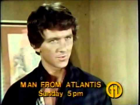 The Man From Atlantis. 1981