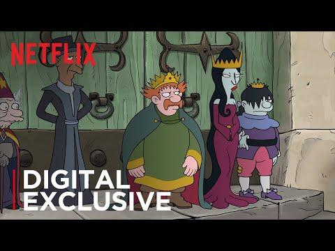 Disenchantment | Welcome to Dreamland | Netflix