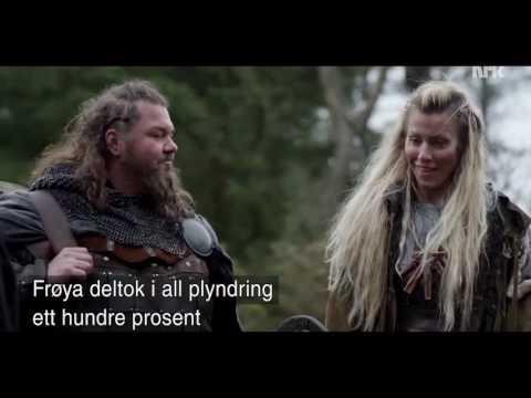 Vikingane - NRK Trailer