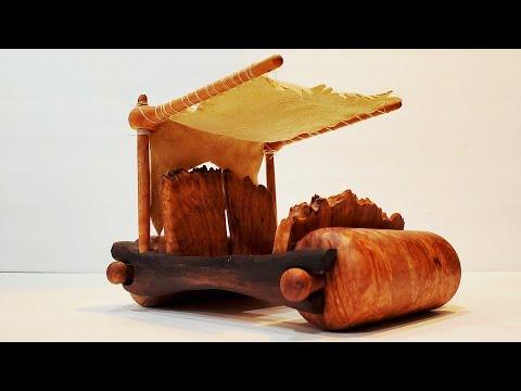Woodturning   Handmade Wood Flintmobile