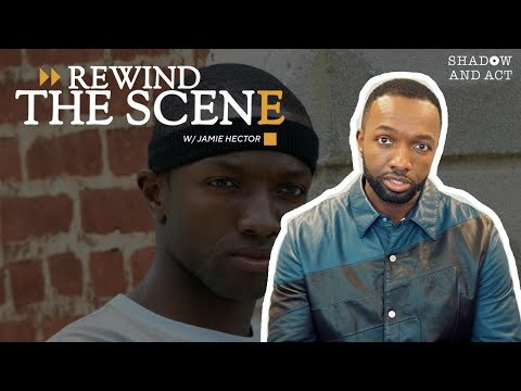 Jamie Hector On Marlo Stanfield's 'My Name Is My Name!' Scene In The Wire | Rewind The Scene