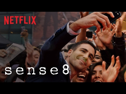 Sense8   Character Trailer: Lito [HD]   Netflix