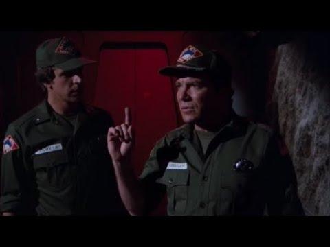 COMPLETE SHATNER Airplane II: The Sequel - all William Shatner scenes as Buck Murdock