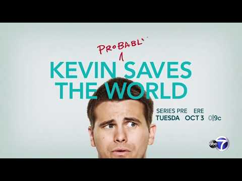 Kevin (Probably) Saves the World ABC Trailer