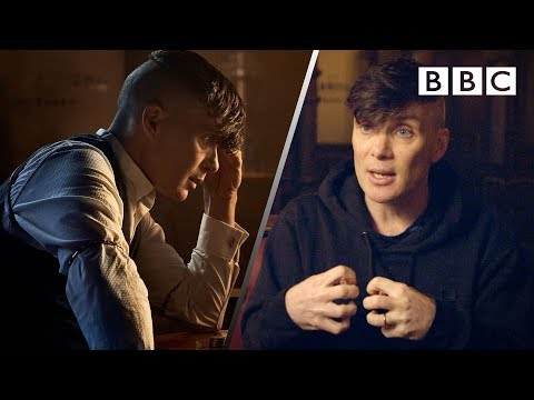 Cillian Murphy breaks down the rise of Tommy Shelby | Peaky Blinders - BBC