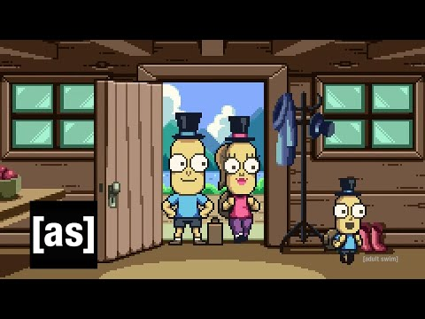Mr. Poopy Butthole's Beautiful Day | Rick and Morty | adult swim