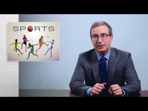 Coronavirus VII: Sports: Last Week Tonight with John Oliver (HBO)