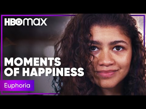 Euphoria But It's Only the Moments of Happiness   HBO Max