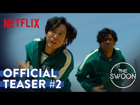 Squid Game | Official Teaser #2 | Netflix [ENG SUB]