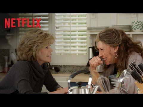 Grace and Frankie – Offizieller Trailer – Netflix – Deutsch [HD]