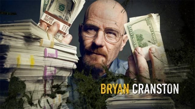 Breaking Bad: alternative Intro-Version