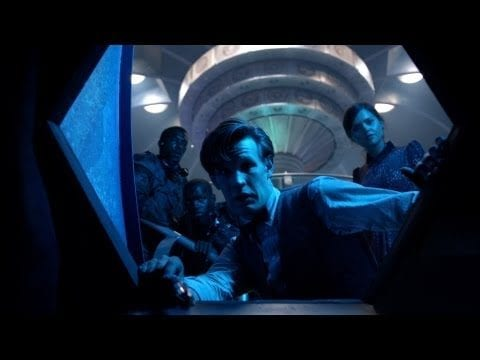 """Doctor Who: Trailer zu S07E05 """"Journey to the Centre of the TARDIS"""""""