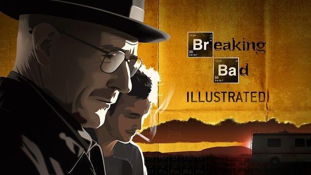 Breaking Bad Illustrated