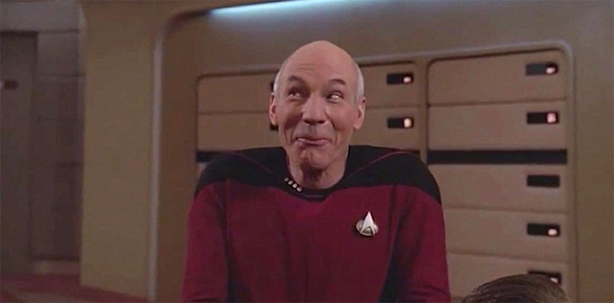 Picard Make it so Youtube Make it so Number One Picard