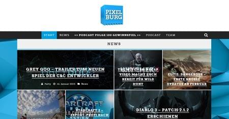 pixelburg Blogroll